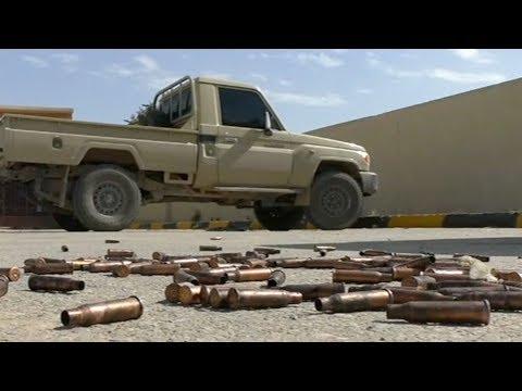 LNA Warplane Attacks Govt. Military Camp, More Residents Flee