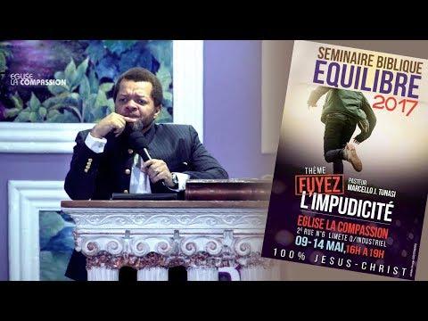 LA GENERATION DE DELILA AVEC PASTEUR MARCELLO TUNASI - DU 16 MAI [EQUILIBRE 2017]