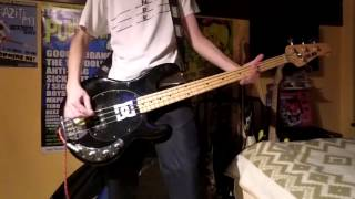 NOFX - Fuck The Kids EP BASS Cover