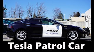 Fremont Police Department Tesla Model S -- Interview
