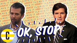 Tucker Carlson is sad about the Russia investigations | OK, Stop!