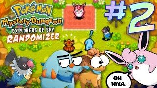 Pokémon Mystery Dungeon: Explorers of Sky Randomizer - Episode 2