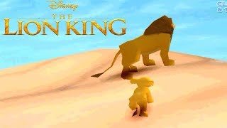 The Lion King: Simba's Mighty Adventure Full Movie Game PS1 Longplay