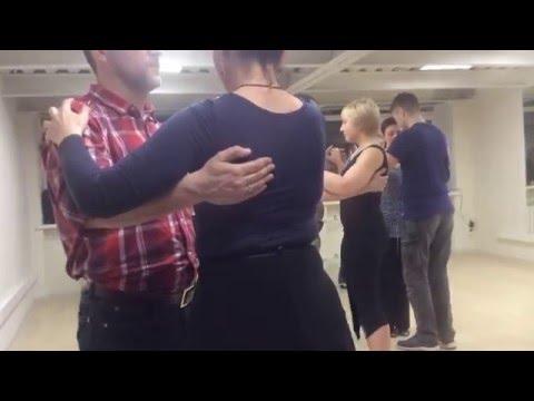 Видео об уроках танго в Джетанго
