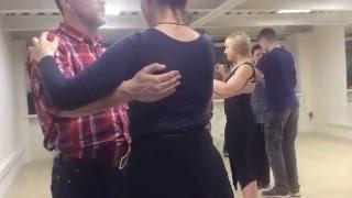 Уроки аргентинского танго для начинающих. Школа танго на Дмитровской Jetango.ru
