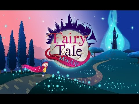NEW! Fairy Tale Mix Up Gameplay Android & iOS | Creative Europe MEDIA