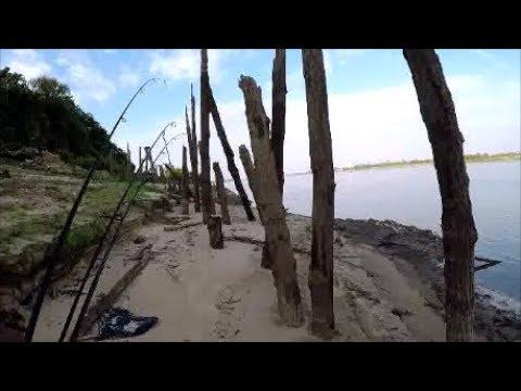 Exploring, Fishing, Old Stuff, Mississippi River