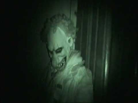 Scary Clown Maze At Bradsboobarn Scariest Haunted House Ep