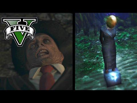 GTA V - EL MISTERIO DE LOS DOS CADÁVERES - NexxuzHD