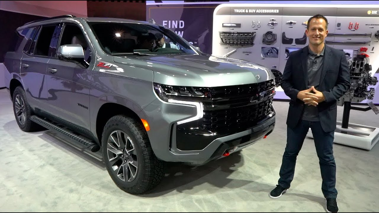 Is The 2021 Chevrolet Tahoe Z71 The Best Full Size Off Road Suv To