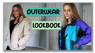 Outerwear Lookbook // Winter Coats & Jackets