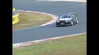 AE86 時速185キロからの・・・ (フルチューンのドリ車で岡山国際サーキットを走ってみた)