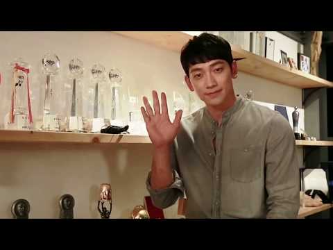 "RAIN (비) is about his fans - #5 Letter from RAIN in Tokyo ""The Confession"" (Excerpt) [Eng Sub]"