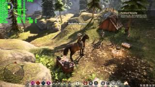 Dragon Age Inquisition (DAI) - SLI EVGA GTX 980 SC ACX 2.0 - 1080p Ultra Gameplay Performance