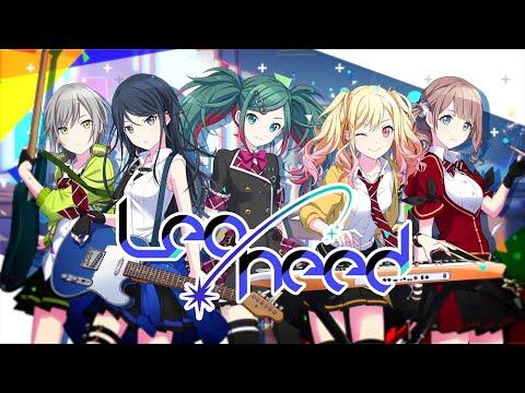「プロジェクトセカイ」Leo/need ユニットPV