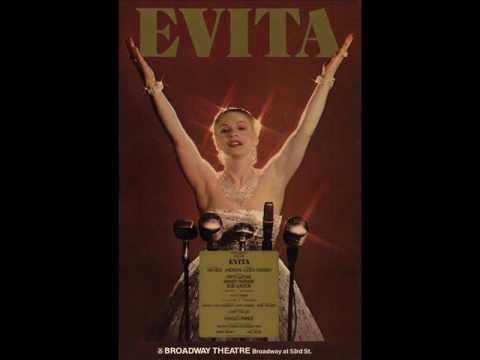 Evita Opening Night 23 - Santa Evita