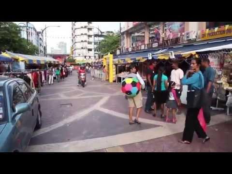Johor Bahru Travel Video