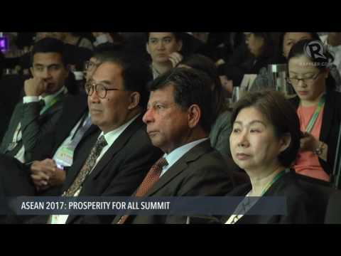 ASEAN 2017: Strengthening the one ASEAN market to access global markets