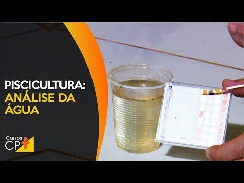Clique e veja o vídeo Piscicultura - Analise da Água