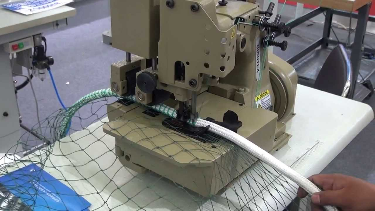 81500CZ Máquina de coser 3 hilos para aplicar cordones a