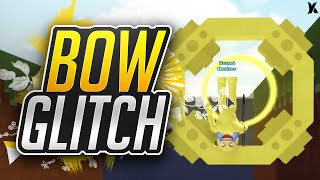 INSANE BOW & ARROW PORTAL GLITCH!!!!! - Build a Boat For Treasure NEW WEAPONS UPDATE! ⚔️ ROBLOX