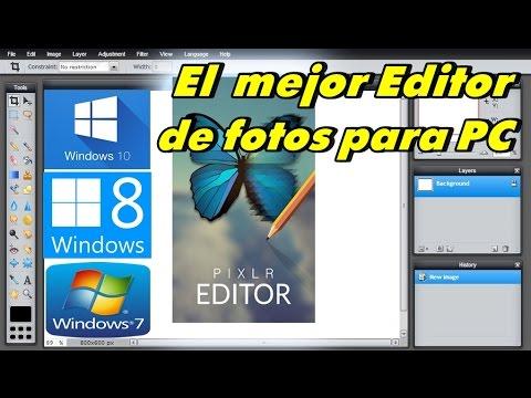 editor de fotos retrica descargar para pc