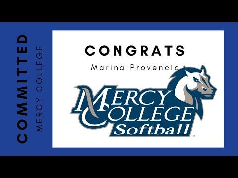 Marina Provencio's Softball Recruiting Profile