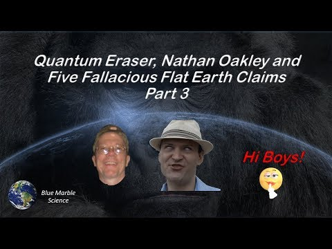 QE, Nathan and Five Flat Earth Fallacies (Part 3) thumbnail