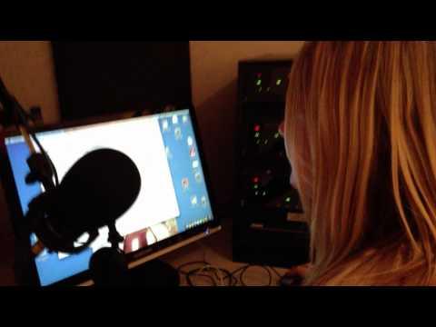 JO 304 Video Diary: WTBU studio
