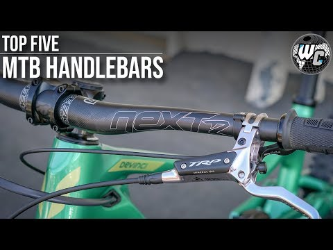 2 Degree 40mm Carbon MTB Handlebar One-Shape Full Carbon Mountain bike Handlebar
