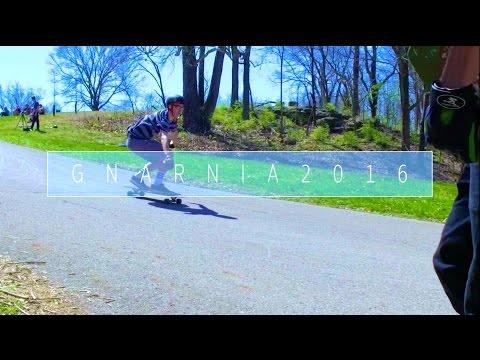 The Ohio State Longboarding Club - Gnarnia 2016