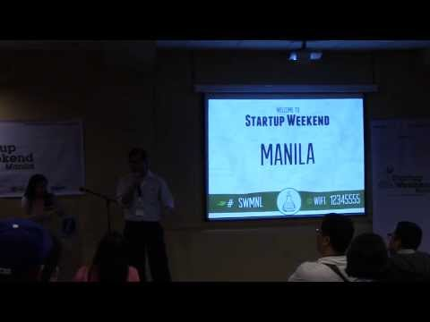 Startup Weekend Manila 5 - Introduction to Startup Weekend