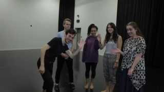 faustus rehearsal one   lovely little losers