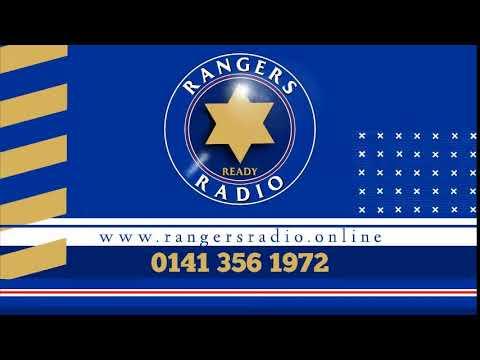 www.RangersRadio.online   Matchday Phone In PT1 - Rangers v Lyon 16/09/2021