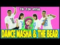 DJ Masha And The Bear Tik Tok Remix - Dance dan Goyang Viral Terbaru