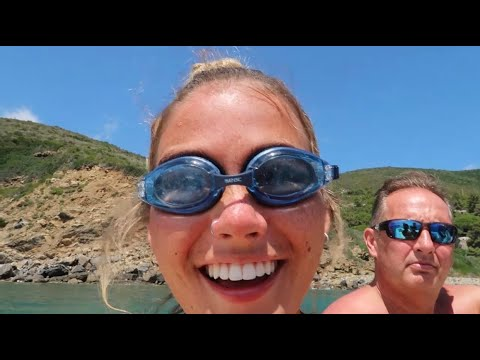 hot girl summer on a remote italian island