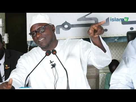 JOURNÉE ISLAMIQUE DE GRAND YOFF: Table ronde (LOBBYING ANTI-ISLAMIQUE) OUSTAZ MOR KÉBÉ (HA).