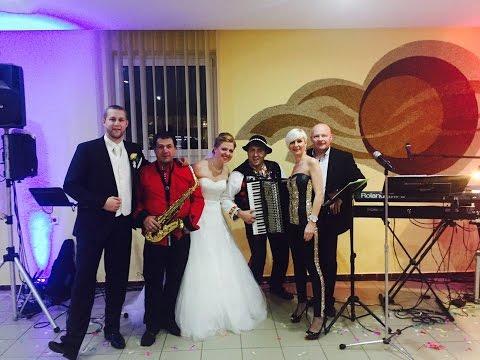 Svadobné slovenské ľudovky  - V záhradôčke mix