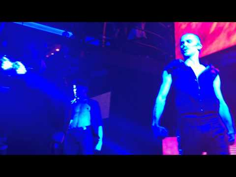 Kazaky Touch Me Live in Donetsk 01/11/13