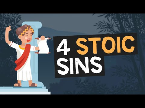 How To Maximize Misery   The 4 Stoic Sins
