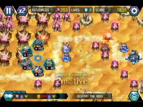 Com2us Tower Defense: Lost Earth Stage B8 [Hard Clear]