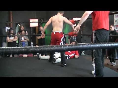 Chris von Goodwin vs. The Touch