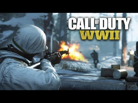 Call of Duty WW2 Multiplayer Gameplay! (COD WW2 Multiplayer Gameplay)