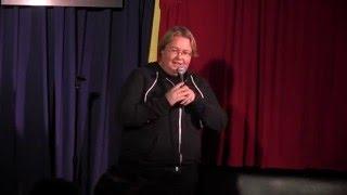 Liz Bains at Gotham Comedy Club December 12, 2015