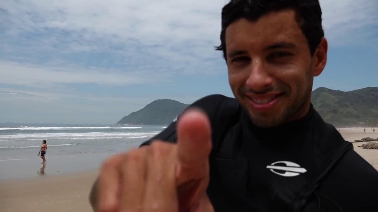 Pro Surfer: Alex Ribeiro - Short Clip #2