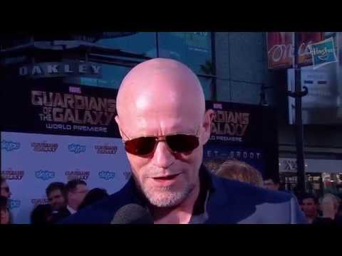 Michael Rooker Discusses Space Snacks and Yondu's Favorite Weapon