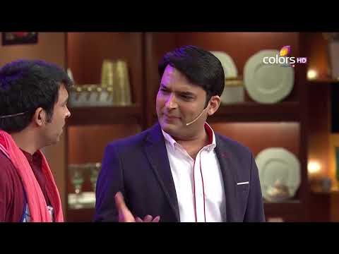 Comedy Nights With Kapil - K.Srikkanth & Ajay Jadeja - 31st August 2014 - Full Episode