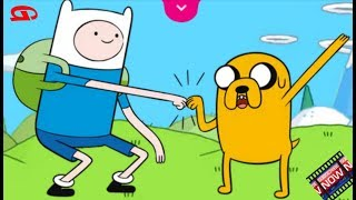Adventure Time Bakery And Bravery CN Games 1