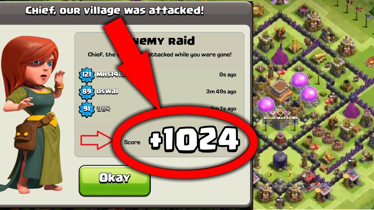 Coc Th8 Best Hybrid Base Clash Of Clans Town Hall 8 Defence Base
