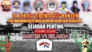 Download lagu SEJARAH PENTING !! 10 TOKOH LEGENDARIS BANTEN YG MEMBUAT BELANDA KOCAR KACIR..